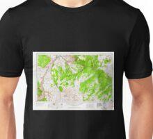 USGS TOPO Map Arizona AZ Marble Canyon 315536 1956 250000 Unisex T-Shirt