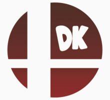 Super Smash Bros - Donkey Kong One Piece - Short Sleeve