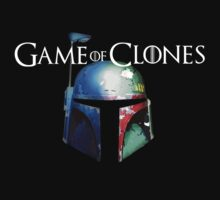 The Game of Clones by justinglen75