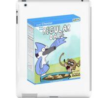 Regular Oats Cereal iPad Case/Skin