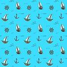 Sailing pattern by Thubakabra