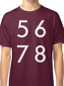 One More Run Classic T-Shirt