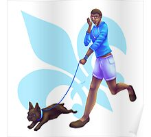 Nino: Miraculous Dog Walker Poster