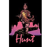Hunt Photographic Print
