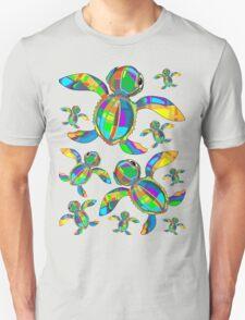 Baby Sea Turtle Fabric Toy Unisex T-Shirt