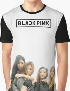 black pink 5 Graphic T-Shirt