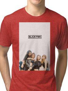 black pink 5 Tri-blend T-Shirt