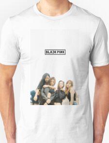 black pink 5 Unisex T-Shirt