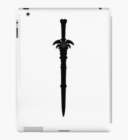 Dungeons And Dragons: The Dice And Sword  iPad Case/Skin