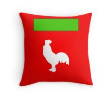 Simply Sriracha Throw Pillow