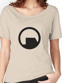 Black Mesa logo Women's Relaxed Fit T-Shirt