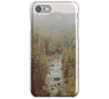 Mountain Valley Stream iPhone Case/Skin