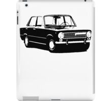 Fiat 124 Saloon iPad Case/Skin