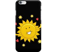 Sun love earth iPhone Case/Skin