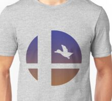 Super Smash Bros - Duck Hunt Duo Unisex T-Shirt