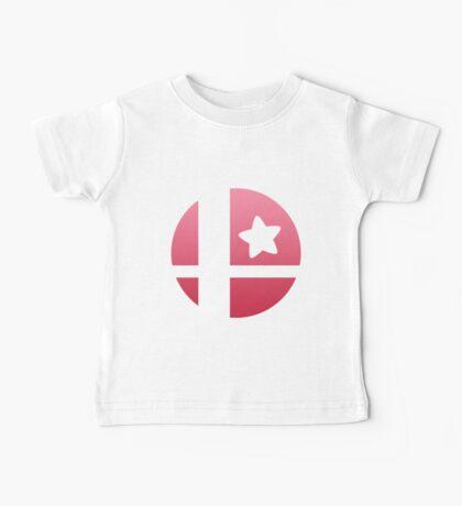Super Smash Bros - Kirby Baby Tee