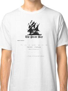 Pirate Bay Draft Classic T-Shirt