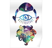 One Eyed Poster