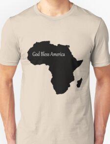 God Bless America - Africa T-Shirt