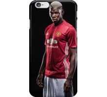 Pogba - Manchester United iPhone Case/Skin
