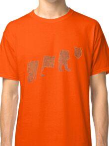 Parquet Courts - Sunbathing Animal Classic T-Shirt
