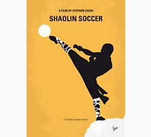 No480 My Shaolin Soccer minimal movie poster Unisex T-Shirt