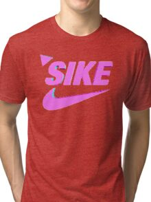 Sike Nike Vaporwave Tri-blend T-Shirt