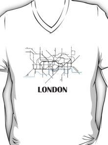 London tube map T-Shirt