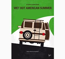 No481 My Wet Hot American Summer minimal movie poster Unisex T-Shirt
