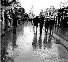 Main Street, Paris by tiffsho