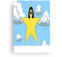 tina star  Canvas Print