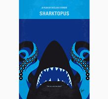 No485 My Sharktopus minimal movie poster Unisex T-Shirt