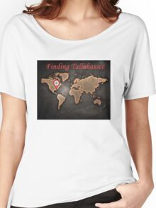 Finding Tallahassee 2 Women's Relaxed Fit T-Shirt
