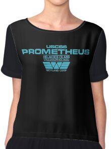 Prometheus - Weyland Corp - Crew Chiffon Top