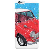 Mini Xmas iPhone Case/Skin