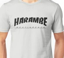 R.I.P. HARAMBE  Unisex T-Shirt