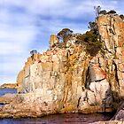Rock Climbing by Mark Bilham