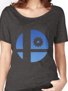 Super Smash Bros - Mega Man Women's Relaxed Fit T-Shirt