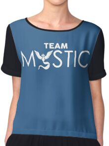 Team Mystic Chiffon Top