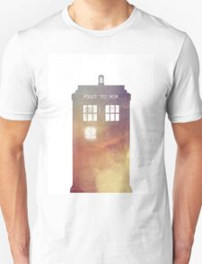 All of Time & Space Unisex T-Shirt