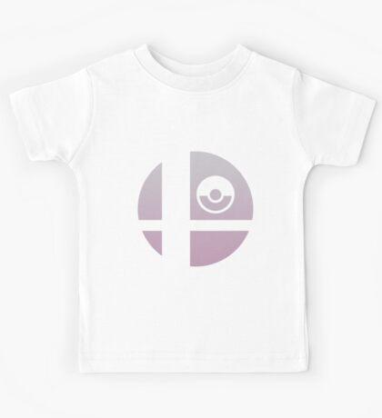 Super Smash Bros - Mewtwo Kids Tee