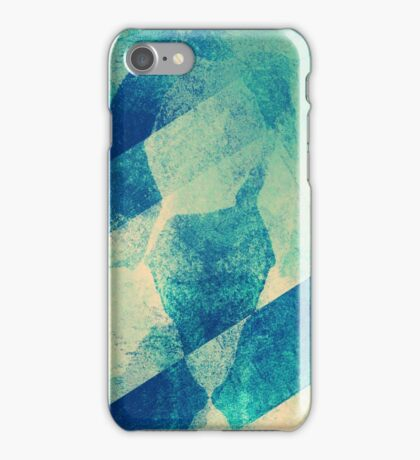 Abstract Tile iPhone Case/Skin