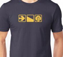 Use Force, Keep it Balanced, then Push Unisex T-Shirt