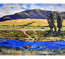 BELLENGER RIVER NSW Photographic Print