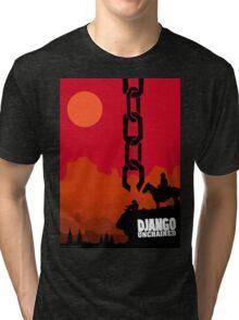 Django unchained Tri-blend T-Shirt