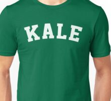 Kale University Funny Vegan Style Unisex T-Shirt