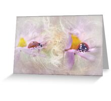 An Angels Protection Greeting Card