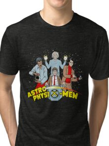astrophysix men Tri-blend T-Shirt