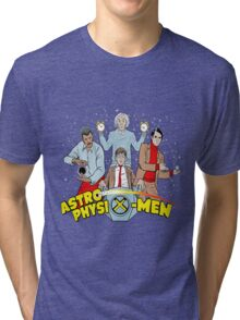 astrophysix men Tri-blend T-Shirt