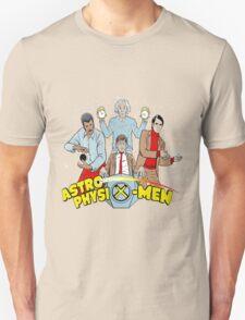 astrophysix men Unisex T-Shirt